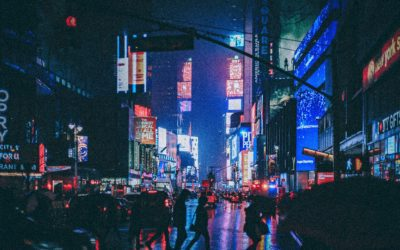 Muon and New York: A Partnership Made In Heaven